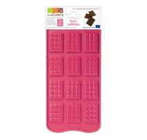 Moule chocolat Mini-tablettes, Scrapcooking