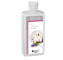 Parfum Miss Violette 500ml, Lampe Berger