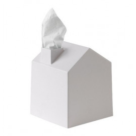 Boîte à mouchoirs blanche , Umbra