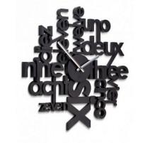 Horloge murale Lingua , Umbra