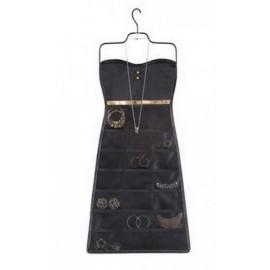 Range bijoux noir et or ,Umbra