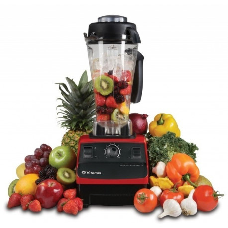 Blender Vitamix 5200 rouge, Wismer