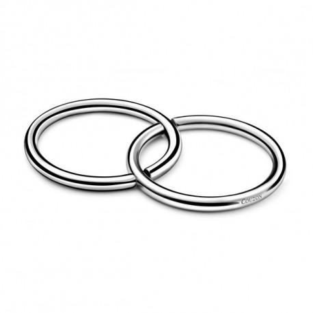 Dessous de plat anneaux Duo, Couzon