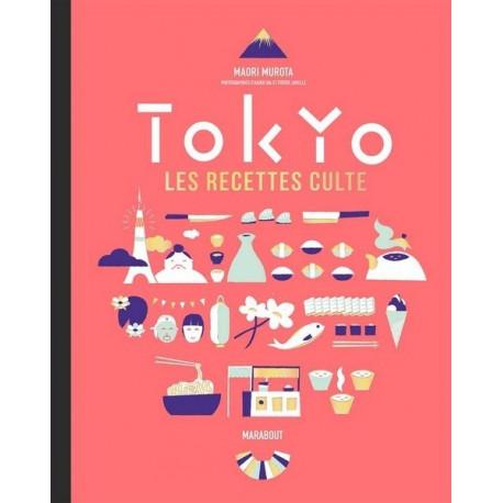 Tokyo, Les recettes cultes, Marabout