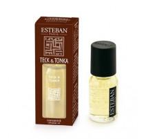 Concentré de parfum Teck & Tonka, Esteban