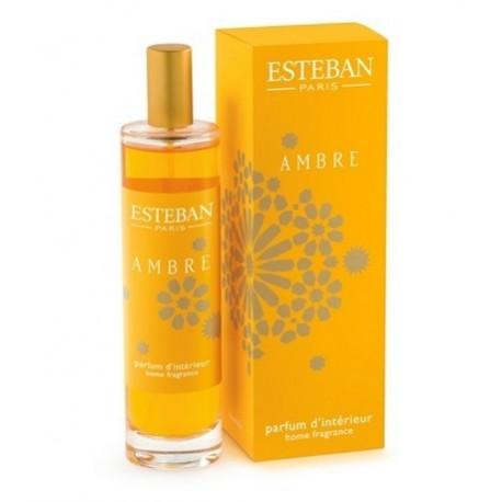 Vaporisateur de parfum Ambre, Esteban