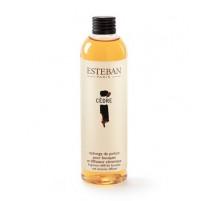 Recharge de parfum Cèdre , Esteban