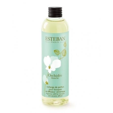 Recharge de parfum Orchidée blanche, Esteban