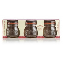 Set de 3 terrines, Kilner