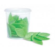 Décos azymes 24 feuilles vertes, Scrapcooking