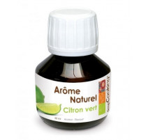 Arôme naturel Citron vert, Scrapcooking