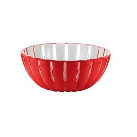 Saladier 25 rouge Grace , Guzzini