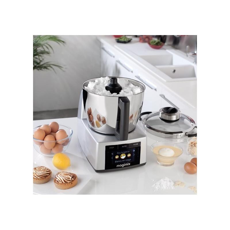 acheter robot cuiseur cook expert chrome mat magimix robot chauffant fabriqu en france. Black Bedroom Furniture Sets. Home Design Ideas