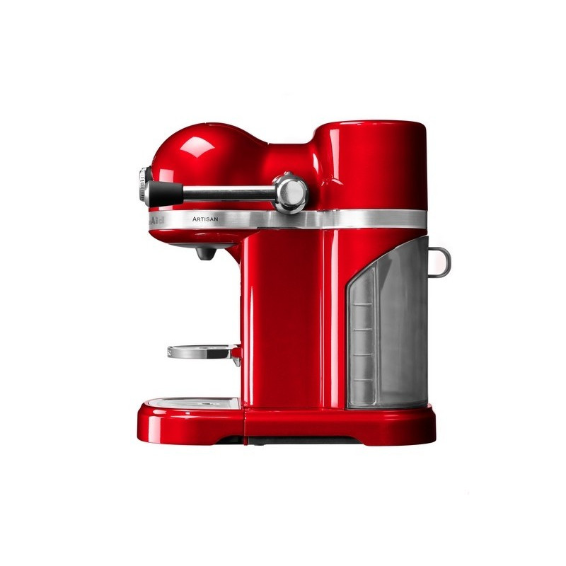 machine caf nespresso artisan pomme d 39 amour kitchenaid 5kes0503eca 5 nespresso par kitchenaid. Black Bedroom Furniture Sets. Home Design Ideas