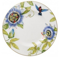 Assiette plate ronde Amazonia Anmut ,Villeroy & Boch
