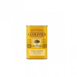 Huile d'olive Citron & Gingembre, A L'OLIVIER