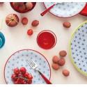 Les mini plats en porcelaine