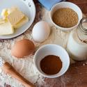 Les ingrédients du pâtissier
