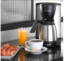 Cafetières filtre et expresso