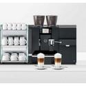 Machines à café professionnelles, robots