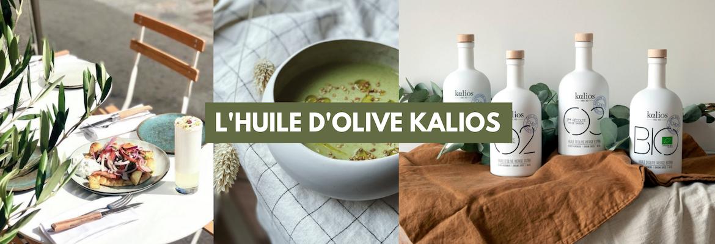 Les huile d'olive Kalios