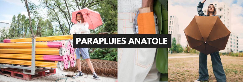 Les micro-parapluies Anatole